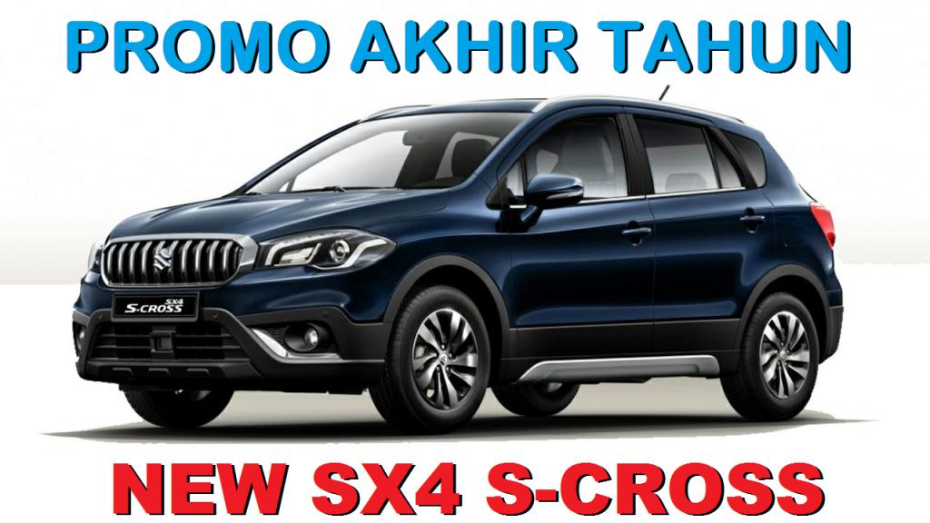 promo akhir tahun NEW SX4 S-CROSS